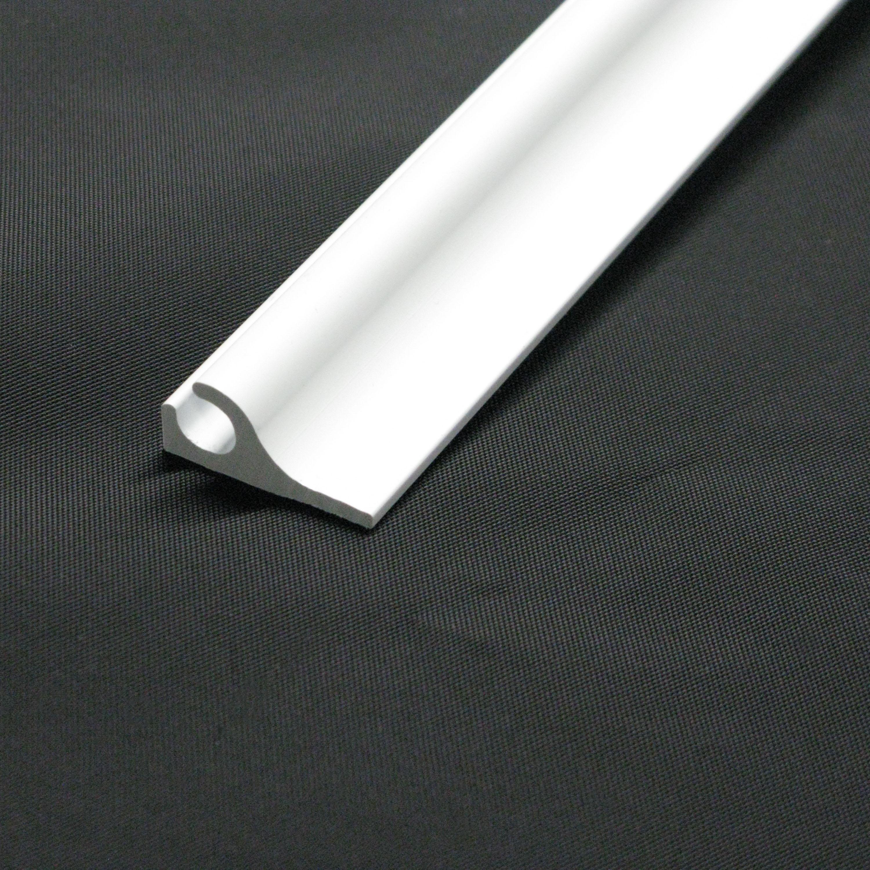 Pvc Awning Trailer Molding Track 8 Length White Manart