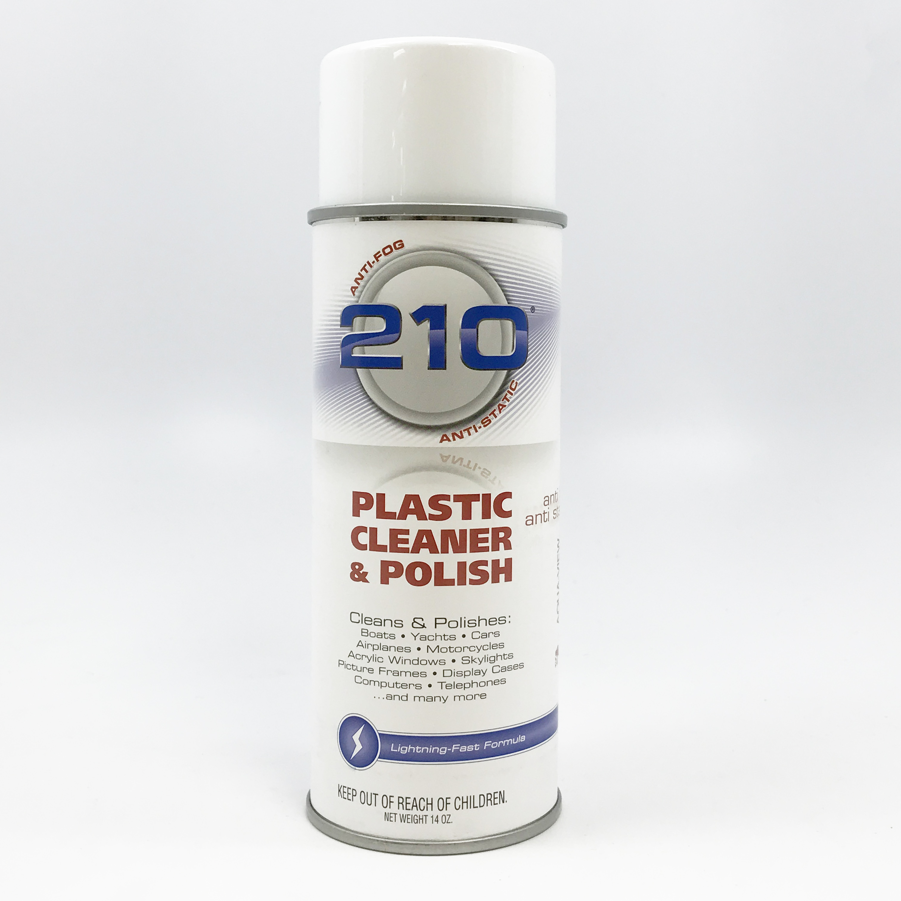 210 Vinyl Window Polish Spray 14 Oz Manart Hirsch