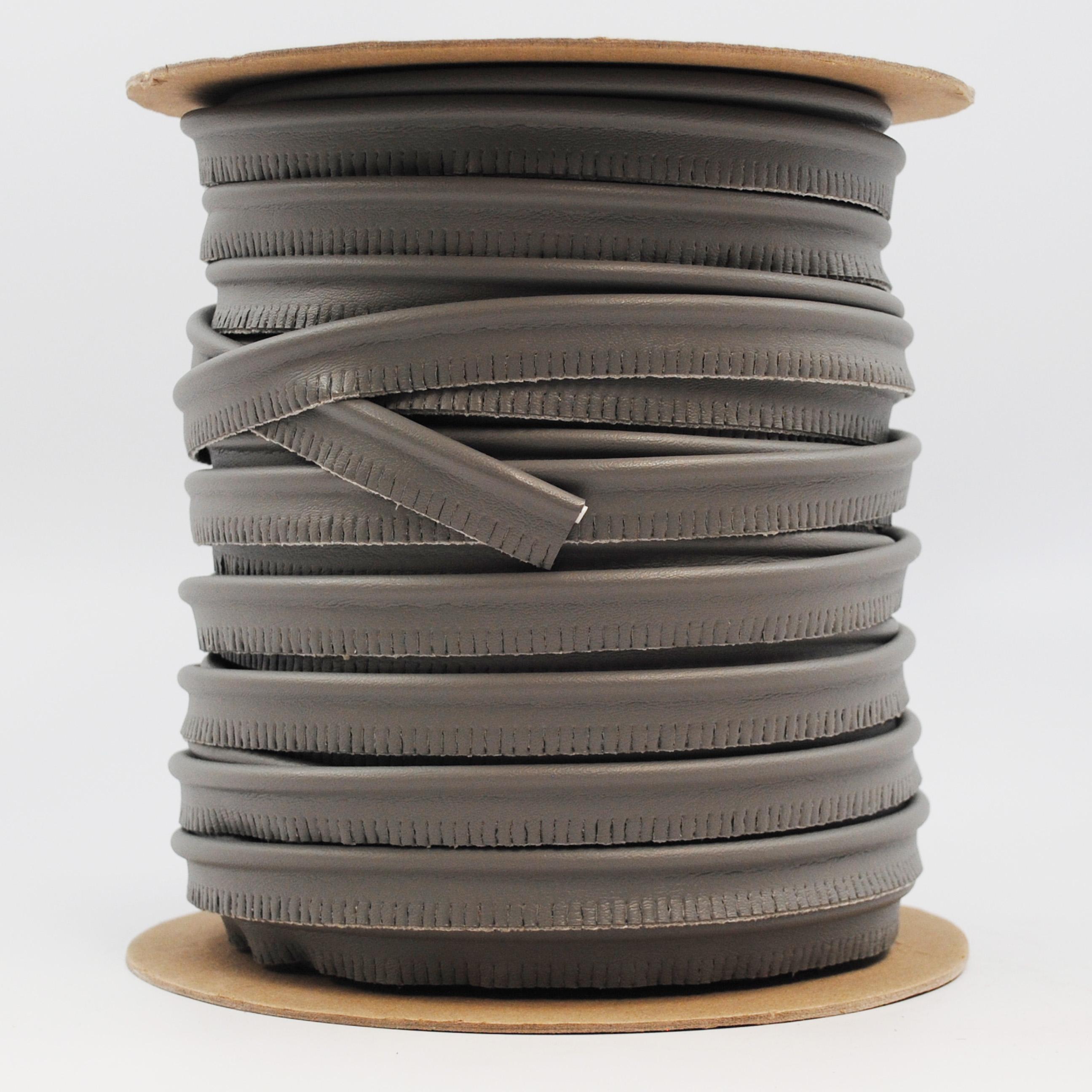 Seaquest Vinyl Welting Smoke Manart Hirsch