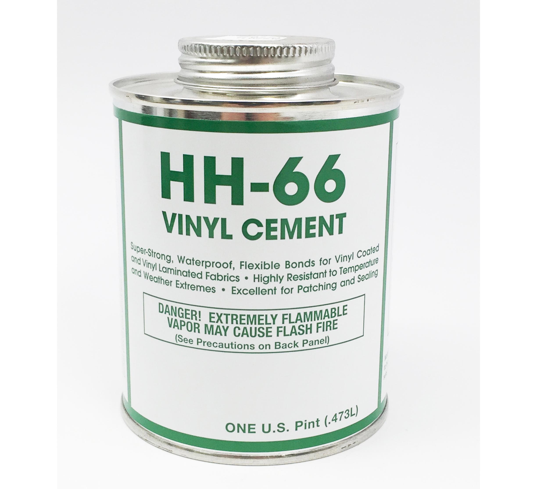 Hh66 Vinyl Cement 16 Oz Manart Hirsch